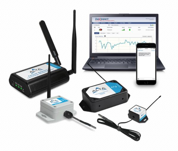 Monnit Alta Wireless Monitoring | OneTemp