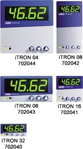 Picture of JUMO iTRON - Compact controller (702040)