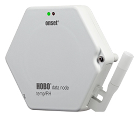 Picture of HOBO ZW-003 data node – Two-channel Temp/RH