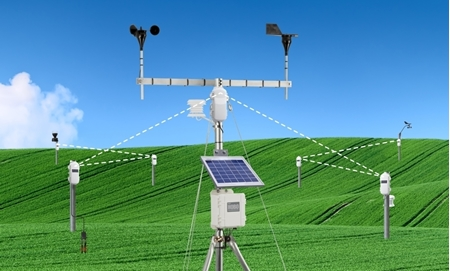 Picture of HOBOnet Wireless Field Monitoring System