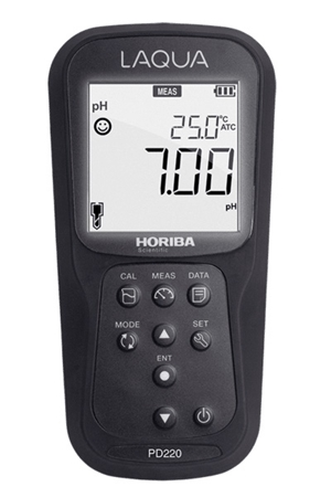 Picture of Horiba PD220-K PH, ORP, DO Temp, data logging Kit